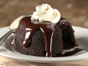 bolo de chocolate e outras datas festivas