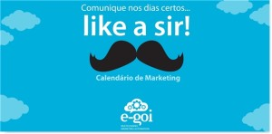 Calendário de marketing