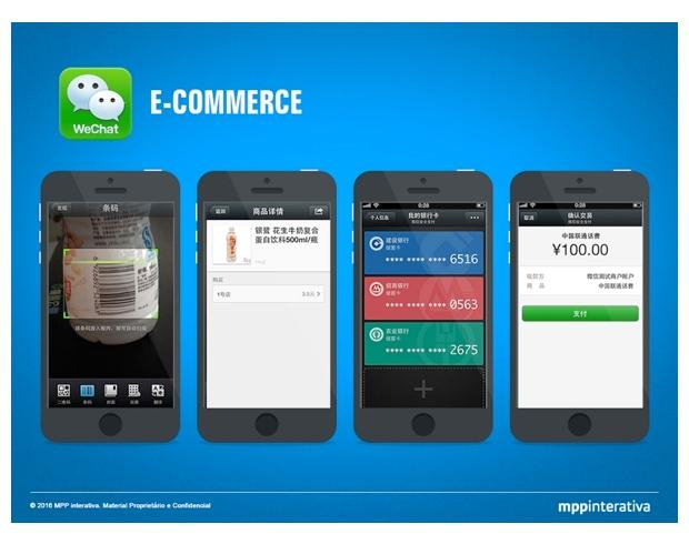 Apps de mensagem como plataforma de e-commerce
