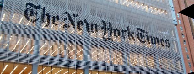 New York Times reformula seu jornalismo