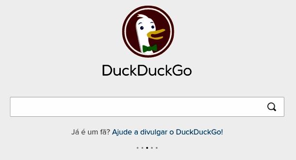 Buscador DuckDuckGo