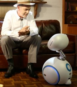 O robô Zenbo, da Asus