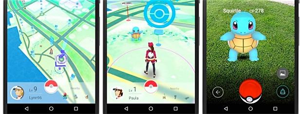 Pokemon Go traz avanços em relação à realidade aumentada