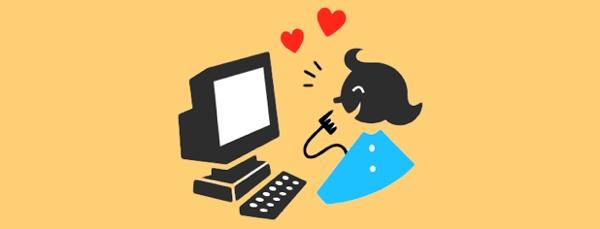 amores assíncronos online
