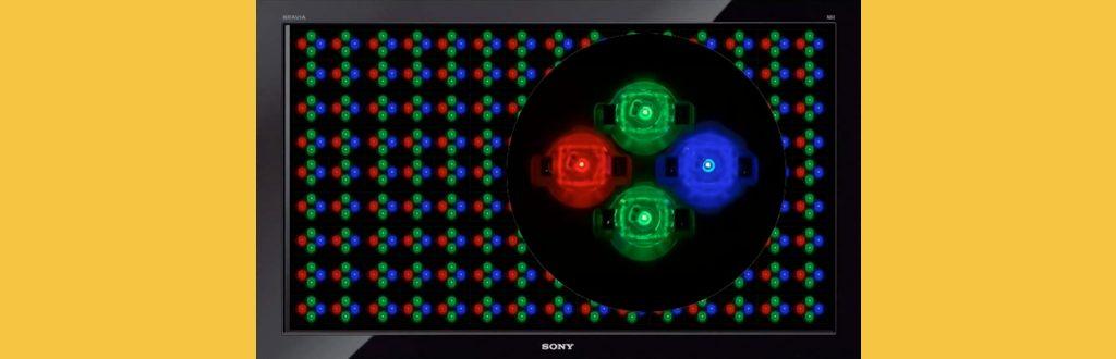 Iluminação de telas LCD