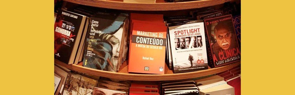 Livro Marketing de Conteúdo: a moeda do século xxi