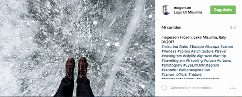 Como usar as hashtags do Instagram