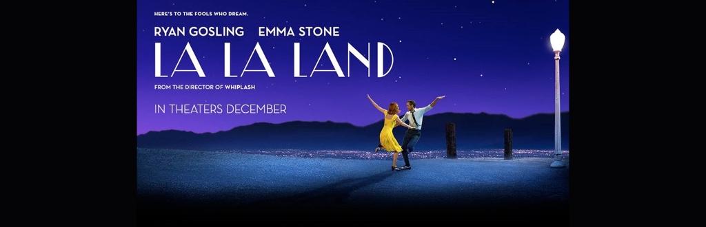 La La Land, musical de Hollywood à moda antiga