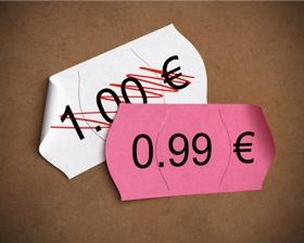 O som do preço pode influenciar a venda