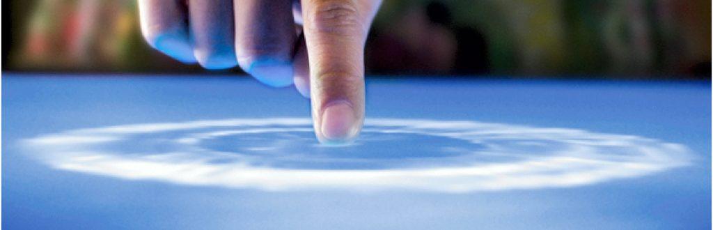 Interfaces de toque influenciam a escolha dos alimentos