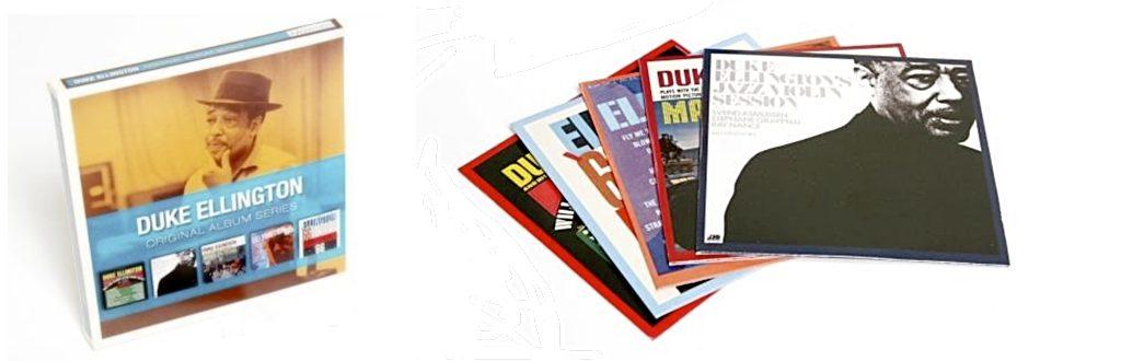 Caixas com CDs movimentam mercado