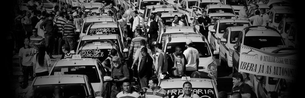 Por que os táxis perderam a capacidade de serem regulados pelo consumidor