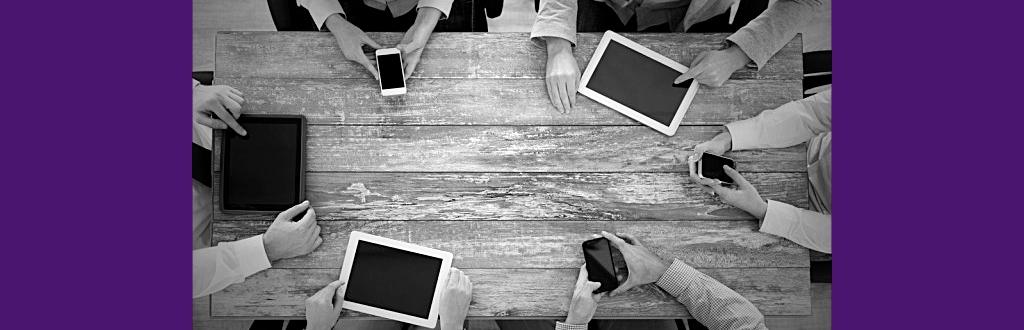 A relação negócios e tecnologia é simples