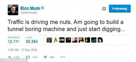 Veículos autônomos e Elon Musk