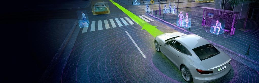 Obstáculos para o carro auto-dirigível