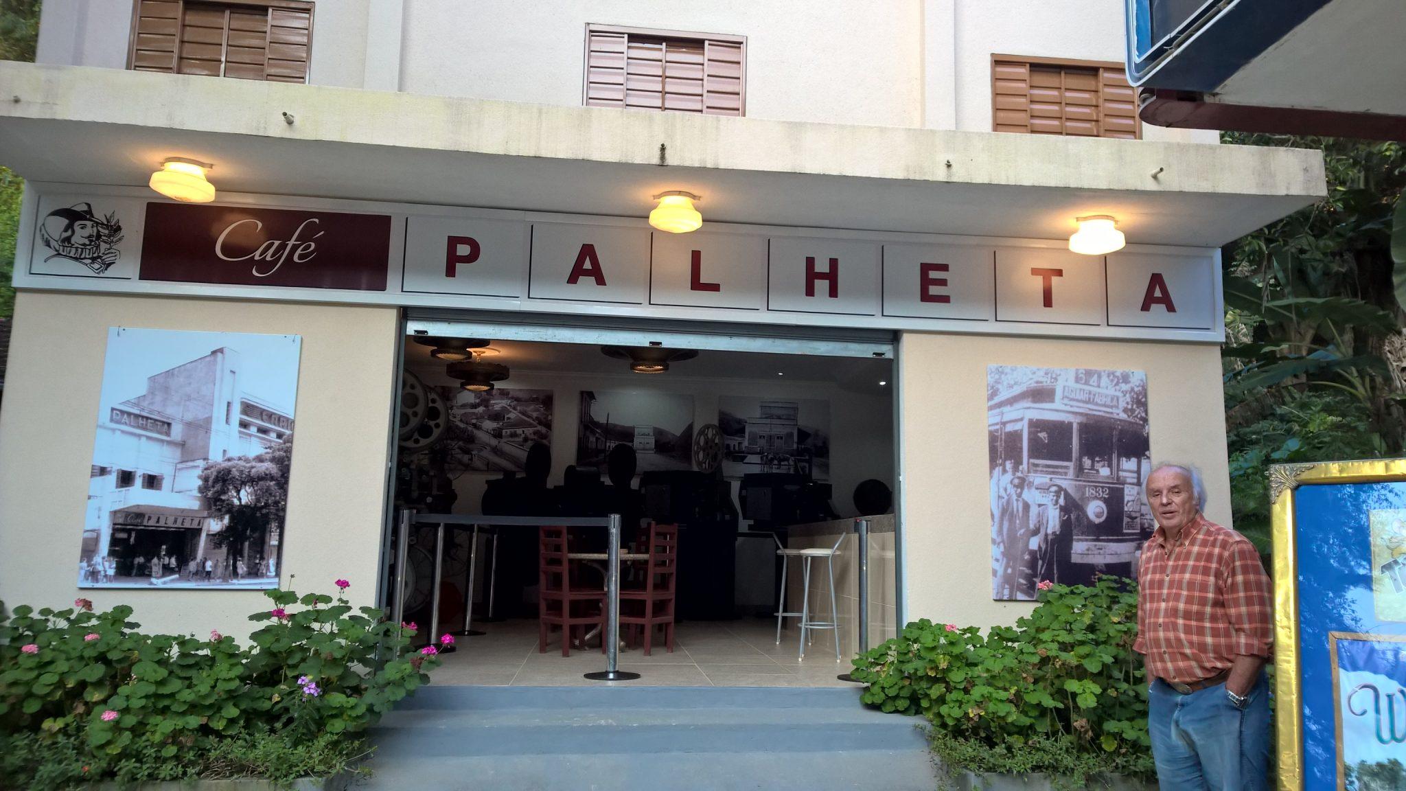 Café Palheta em Conservatória