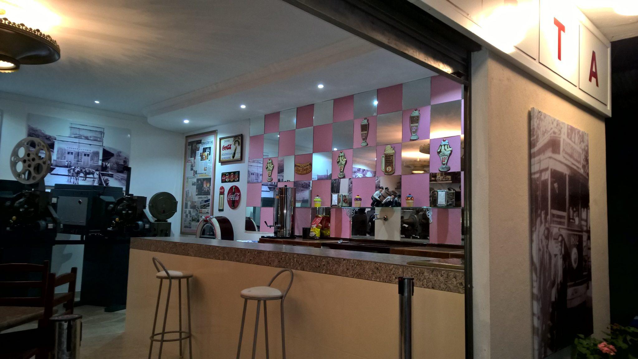 Em memória do Café Palheta