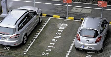 ter um carro autônomo ou usar um carro autônomo?