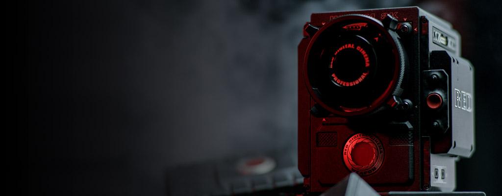 Câmeras Red Weapon 8K