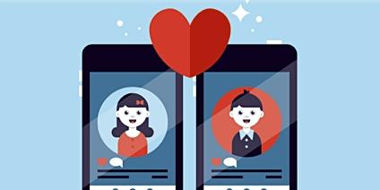 Como funciona a seleção de pares em sites de relacionamento