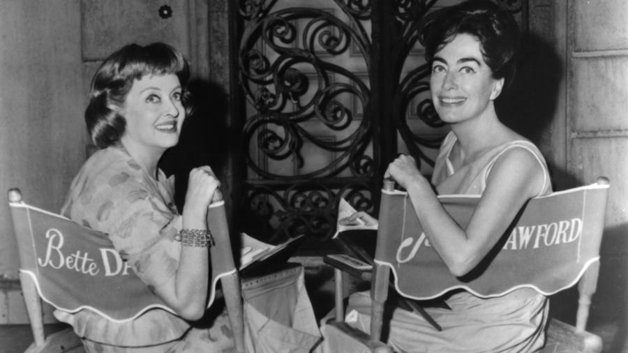 Bette Davis e Joan Crawford