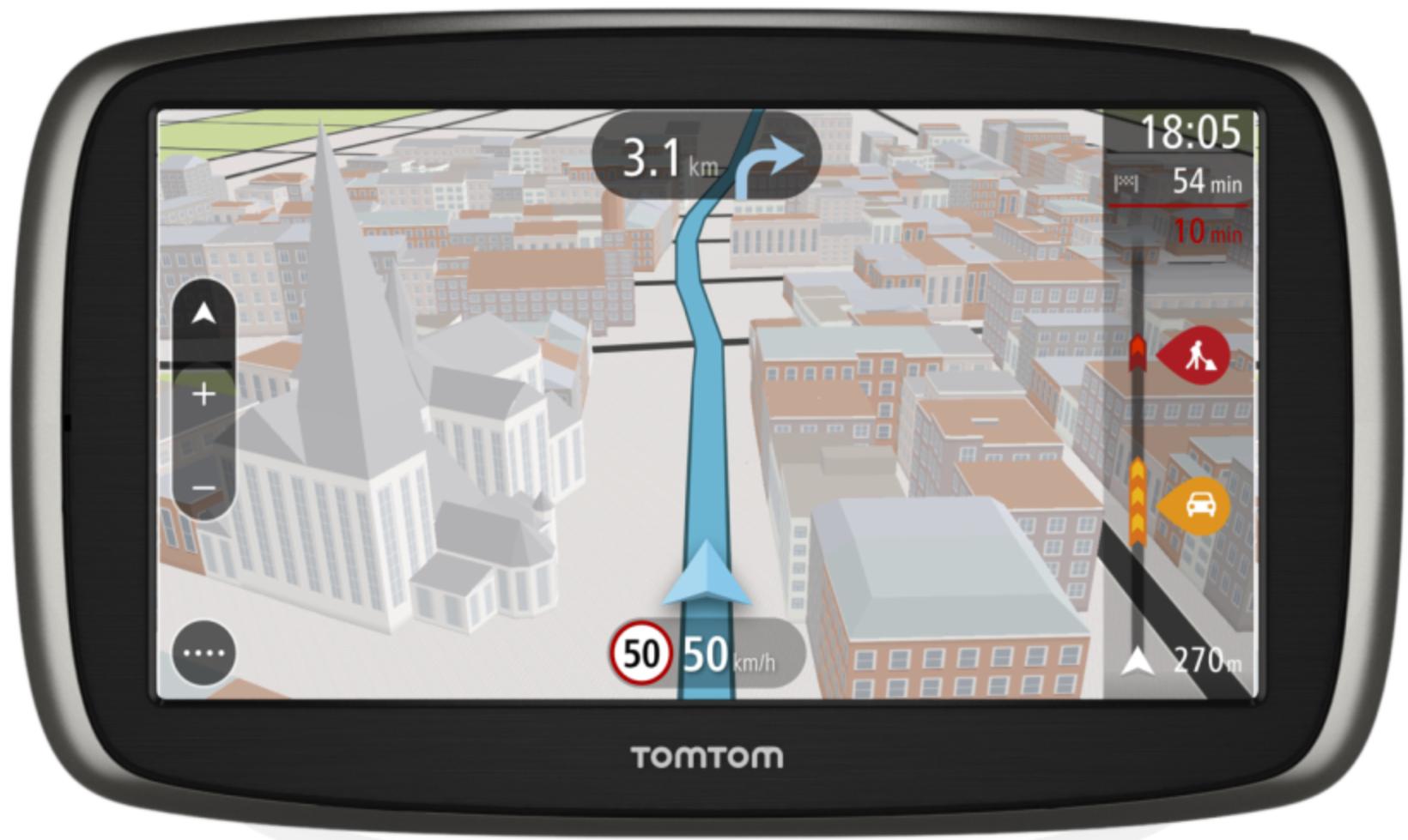 GPS Tom-Tom