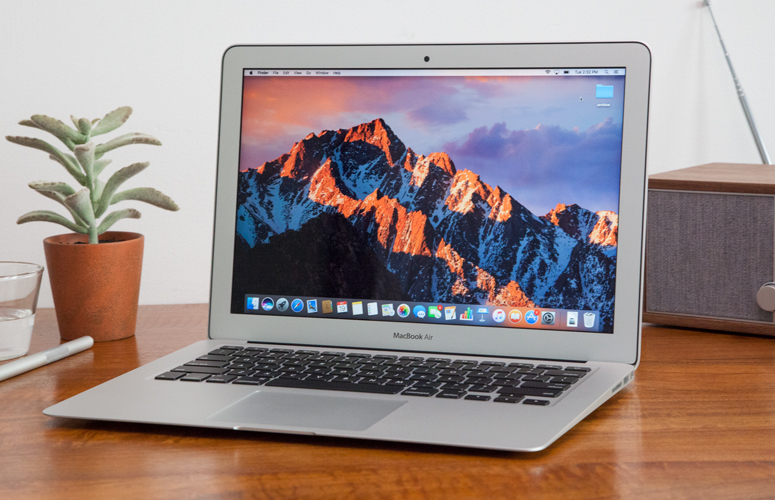 Macbook Air, o mais fino notebook da Apple.